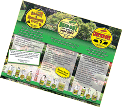 Download our brochure-Deer Repellent, Groundhog Repellent - Rabbit Repellent,Rodent Repellent, Mouse Repellent, Rat Repellent, Squirrel Repellent, Raccoon Repellent