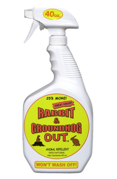 Groundhog Repellent Rabbit Repellent