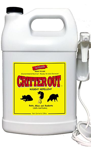 Rodent Repellent, mouse repellent, rat repellent, Squirrel repellent, raccoon repellent