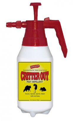 Rodent Repellent, Mouse Repellent, Rat Repellent, Squirrel Repellent, Raccoon Repellent