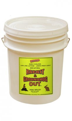 Groundhog Repellent-Rabbit Repellent