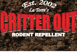 Rodent Repellent, Mouse Repellent, Rat Repellent, Squirrel Repellent, Raccoon Repellent-critter Out